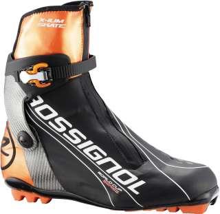 Rossignol X Ium World Cup Skate XC Cross Country Ski Boots Black/Solar
