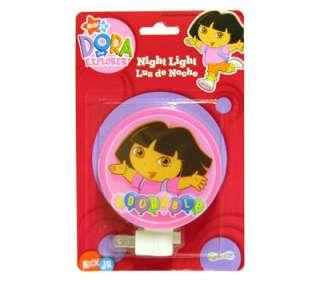 Dora the Explorer Decorative Kids Room Wall NIGHT LIGHT