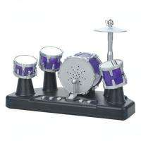 Electronic Drums Set kids Toy For Halloween Christmas Creates own