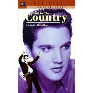 Wild in the Country [VHS] Elvis Presley, Hope Lange, Tuesday Weld