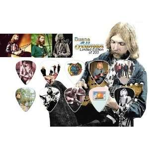 Duane Allman Guitar Pick Display Limited 200 Only
