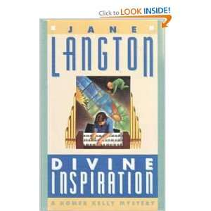 Divine Inspiration A Homer Kelly Mystery (9780670847099
