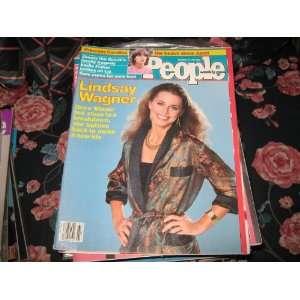 People Weekly (LINDSAY WAGNER BIONIC..BreakdownNew Life, October