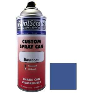 12.5 Oz. Spray Can of Monte Carlo Blue Metallic Touch Up