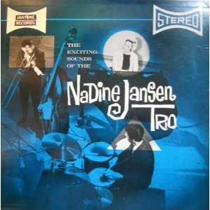 Sounds of The Nadine Jansen Trio: The Nadine Jansen Trio: Music