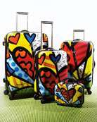 Heys Britto Butterfly Luggage