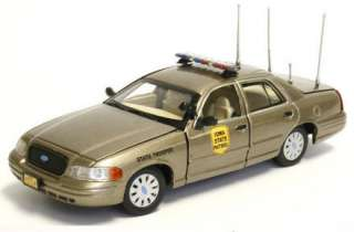 Iowa State Highway Patrol Police 07 Ford FIRST RESPONSE
