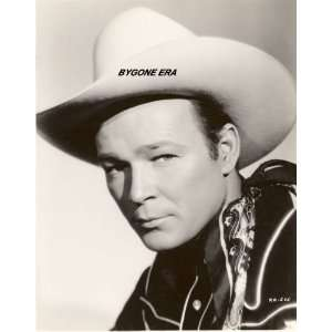 Roy Rogers King of Cowboys Western Picture Framed Photo Hollywood