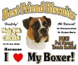 Dachshund Best Friend Dog Biscuits NIP Pet Pets Treats