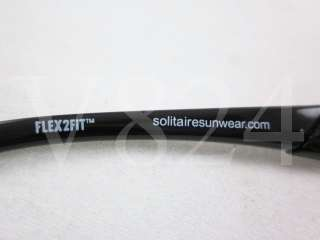 Foster Grant Solitaire Fits Over Sunglasses Polarized Polar Small