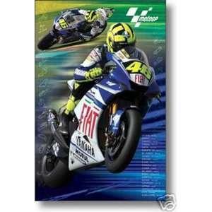 Motogp Valentino Rossi Poster