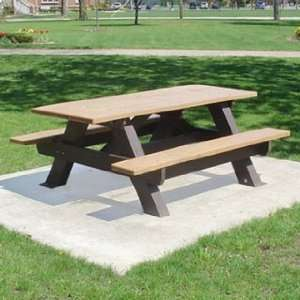 Maxwell Recycled Plastic Tables Patio, Lawn & Garden