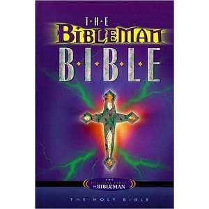 Bibleman Bible (9780849976155) Willie Aames Books