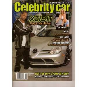 CELEBRITY CAR Magazine (XZibit, Summer 2005): duPont Registry: Books