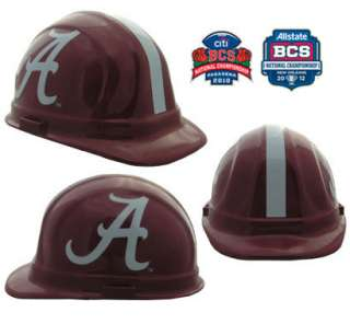 NEW NCAA Hardhat Alabama Crimson Tide Hard hat