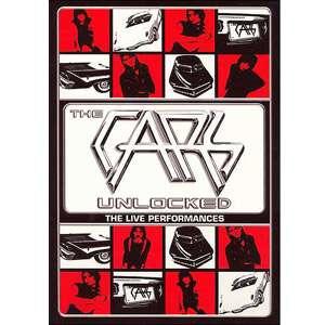 The Cars Unlocked (Music DVD/CD) (DVD Slipcase) (Remaster