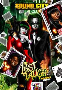 Lil Wayne & Nicki Minaj   The Last Laugh ( DVD/CD) HOT