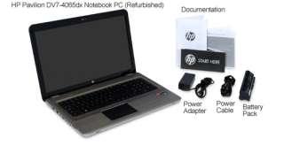 HP DV7 17 Laptop Triple Core Notebook Blu Ray HDMI PC
