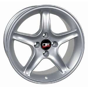 SALEEN STYLE FORD MUSTANG 17 INCH WHEELS RIMS WITH TIRES Automotive