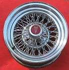 chrome wire wheel