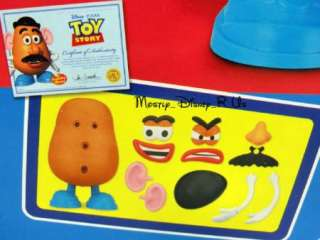 this Mr Potato Head Action Figure. Our animated, voice activated Mr
