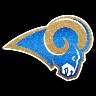 St. Louis Rams Full Color 8 Auto Window Sticker Decal