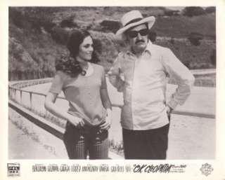 """LUPITA FERRER FOTO 1971 DE LA PELÍCULA O.K. CLEOPATRA"""" L3648"""