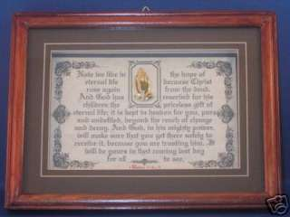 Bible Verse Poems Plaques Christain Love Memorial Gifts(Put Your Own