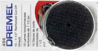 For use in Dremel rotary tools. Use with Dremel 402 Screw Mandrel