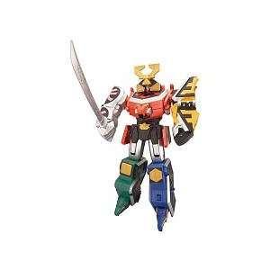 Power Ranger Samurai Deluxe Megazord Collection Toys