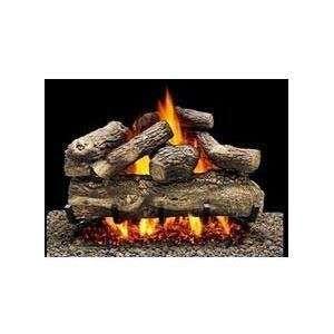 Firegear 30 inch Tree House 7 Vented Propane Gas Log Set