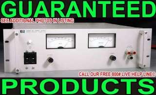 600V 1000 WATT DC POWER SUPPLY 4 TUBE AUDIO POWER AMP